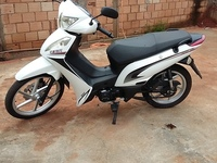 VENDO SHINERAY JET 2015 - Motos - Congonhas