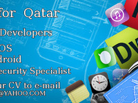 Mobile Application Developer - Required for Qatar (Only Moroccan and Egyptian) - Informática / Multimídia - Todo o Brasil