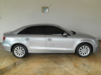 AUDI A3 1.4 TFSI SEDAN ATTRACTION 16V GASOLINA 4P S-TRONIC 2015/2016 - Carros - Todo o Brasil