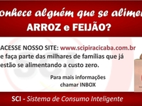 SCI SISTEMA DE CONSUMO INTELIGENTE - Marketing / Publicidade - Caratinga