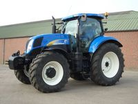 Tractor NEW HOLLAND T6090 PCSW - Camiones / Industriales - Natales