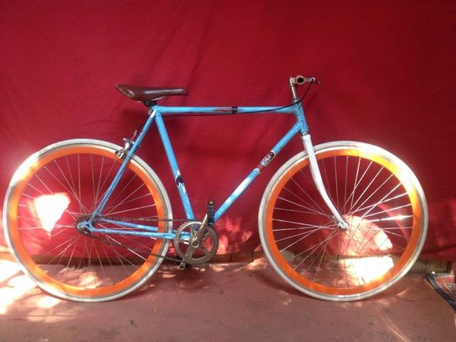 Bicicleta aro 48 single speed en Venta  - Deportes - Santiago