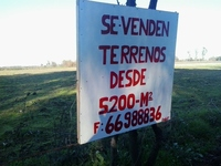 Vendo 2 Sitio En Alto Las Cruces - Terrenos - Talca