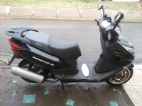 vendo scooter united motors  motor 150 - vendo moto