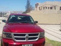 Vendo Dodge Dakota 3.7 4x4 Año 2009 - Camionetas / 4x4 - Copiapó