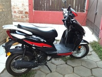 Vendo moto scooter marca Sukida china  - Motos / Scooters - Ñuñoa