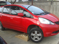 HONDA NEW FIT LX  1.3 FULL AÑO 2011  CHOCADO FUNCIONANDO - Autos - Todo Chile