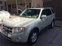 Vendo Ford ESCAPE 2008 XLT LIMITED 3.0 4X4 NO LIBERADA - Camionetas / 4x4 - Iquique