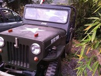JEEP WHILLYS - Autos - San José de Maipo