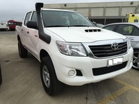 TOYOTA HILUX D4D SR 2.5, AÑO 2013 - Camionetas / 4x4 - Todo Chile