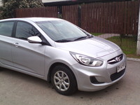 Hyundai accent impecable 4000 kms - Autos - La Florida