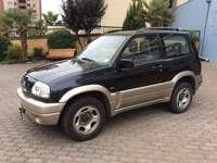 Vendo jeep Suzuki Grand Vitara por viaje - jeep 4x4