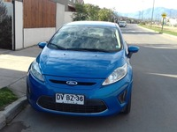 Vendo Ford Fiesta SE 2012 - Autos - Todo Chile