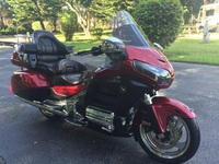HONDA GOLDWING GL1800, 2012 - vendo moto