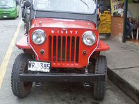 Vendo Jeep Willis en Calarcá. - Carros - Calarcá