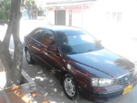 Vendo Huiday Elantra Modelo 2002 Version Gls 2000 Cc - Carros - Valledupar