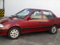 Vendo Automóvil swift 1.3 modelo 96 placas de Manizales  - Carros - Manizales