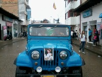 Se Vende Espectacular Willys 1966 - Carros - Pitalito