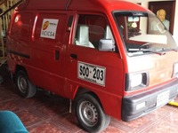 vendo chevrolet supercarry - Carros - Cali