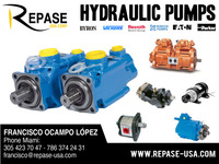 Hydraulic Pumps for Industrial Crane and Heavy Machinery - Camiones / Industriales - Bogotá