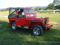 JEEP WILLYS - camionetas 4x4
