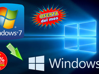 Licencia Windows 7 Actualizable a Windows 10 Incluye DVD + Certificado De Autenticidad - Computadoras / Informática - Barranquilla