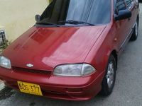 vendo CHEVROLET SWIFT - Carros - Bucaramanga