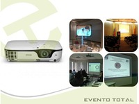 VIDEO BEAM EN  - alquiler sillas y mesas