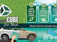 Greencube Car Wash - Servicios Especializados de Limpieza de Autos a Domicilio - ibague