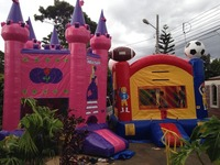 Alquiler Inflables Happy Kangooritos en Heredia. - Servicio de Fiestas - Heredia