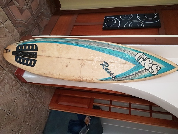 Vintage Surfboard GORDON and SMITH G&S 6 foot approx. - Deportes - San José