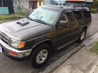 Toyots 4Runner 1998 Manual, Gasolina, 4x4  - Camionetas / 4x4 - Turrialba