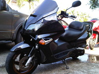 Vendo Scooter Honda Reflex 250  - Motos / Scooters - Santo Domingo Norte