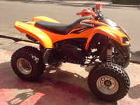Vendo Quad/ Atv / Cuatrimoto / 4Wheel Usado 4x4  - Motos / Scooters - Santo Domingo Norte