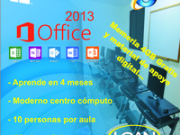 Cursos de Informática: Windows 8, Office 2013 - Cursos de Informática / Multimedia - Santo Domingo Oeste