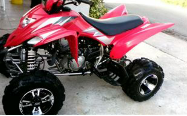 Vendo Fourtrack - Motos / Scooters - Todo República Dominicana