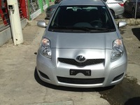 toyota vitz 10 en 415 negociable - Autos - Santo Domingo Oeste