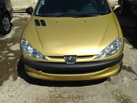 peugeot 206 2005 en 235 negociable - Autos - Santo Domingo Oeste