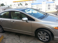 CARRO HONDA CIVIC 2006 - Autos - Santo Domingo Norte