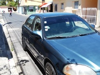 Vendo Honda civic 98 version americano - Autos - Santo Domingo
