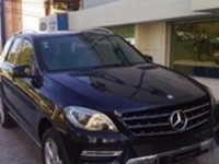 Merces Benz ML 300 4matic 2013 - gasolina