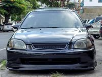 Se vende Honda Civic Coupe 1996 - Autos - Santo Domingo Norte