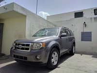 Ford Escape 2010 gris - Autos - Santo Domingo