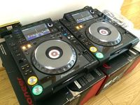 Pioneer CDJ-2000NEXUS and DJM-900NEXUS - DJ System Bundle - Instrumentos Musicales - Santo Domingo