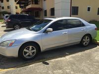 VENDO HONDA ACCORD AÑO 2005- COLOR GRIS - Autos - Todo República Dominicana