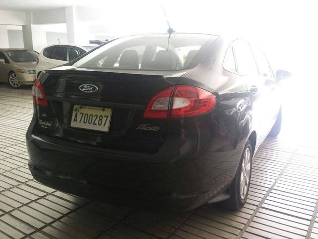 Vendo Ford Fiesta 2013 - Autos - Santo Domingo
