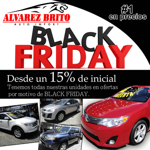 Alvarez Brito Auto import BLACK FRIDAY Honda Toyota Ford hyundai - Autos - Santo Domingo Este