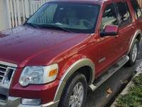 Ford Explorer 2007 tel 8095350000 - Autos - Santo Domingo