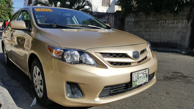 Vendo toyota corolla - Autos - Santo Domingo Norte