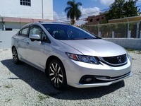 Honda Civic 2014 EXL FULL recien importado... - Autos - Santo Domingo
